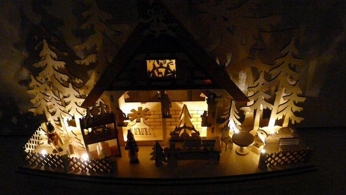 weihnachten wie es fr her war ohrenb r. Black Bedroom Furniture Sets. Home Design Ideas