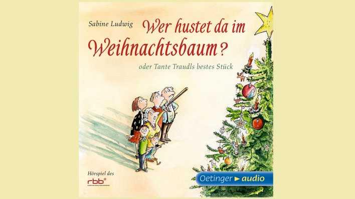 Ndr Weihnachtsbaum.Oetinger Audio Wer Hustet Da Im Weihnachtsbaum Oder Tante